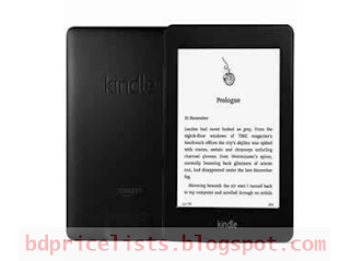 Kindle Paperwhite E-Reader E-Book Reader Full Specifications Review And Price in Bangladesh