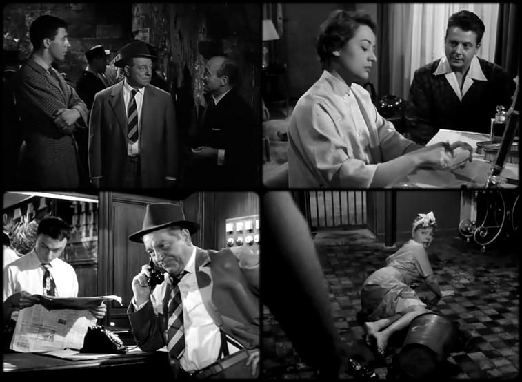 Maigret Sets a Trap (film) Lge dor du cinma franais MAIGRET TEND UN PIEGE de Jean
