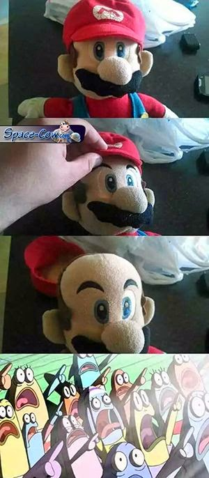 funny things Mario picture