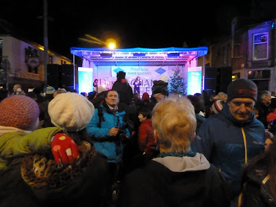 Broughty Ferry Christmas Light Night 21 November 2013