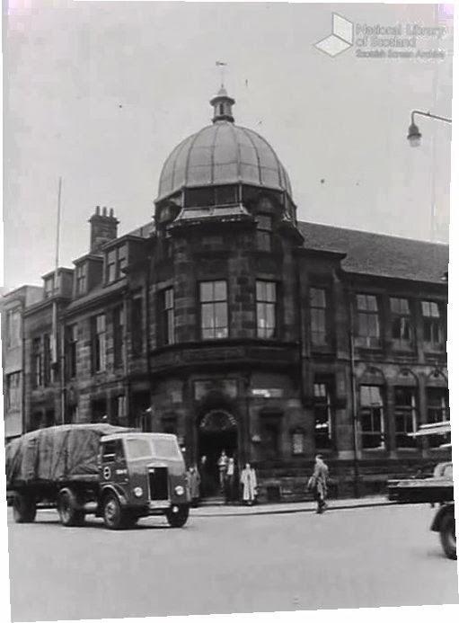 A Hauf Stop Glasgow S Docklands 1956