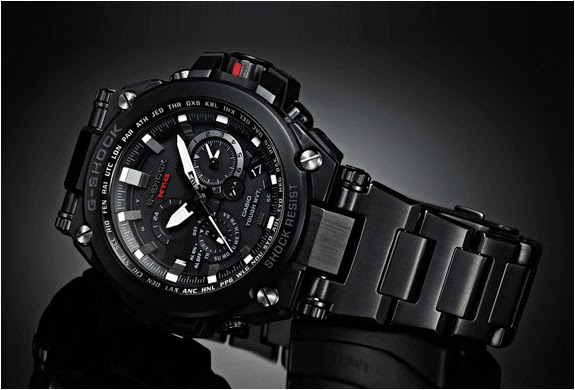 Casio MT-G Metal Twisted G-Shock
