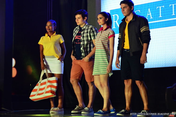 SM City Fairview Lookbook 2012 - Regatta