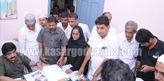 Kasaragod, Endosulfan-Victim, Mogral Puthur, Kerala, Minister M.K. Muneer, Inauguration, 