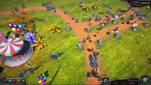 Gameplay Rush for Glory