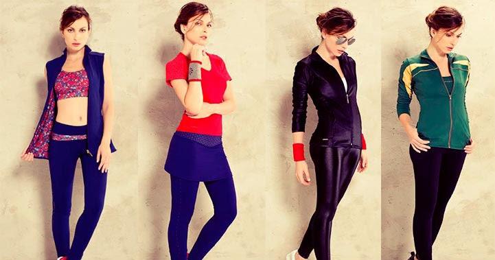 Tah nas active wear tendencias en ropa deportiva femenina - Tendencias en ropa ...