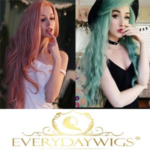 Everyday wigs synthetic wigs