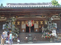 楊谷寺は本尊に「十一面千手千眼観世音」を祀っている。