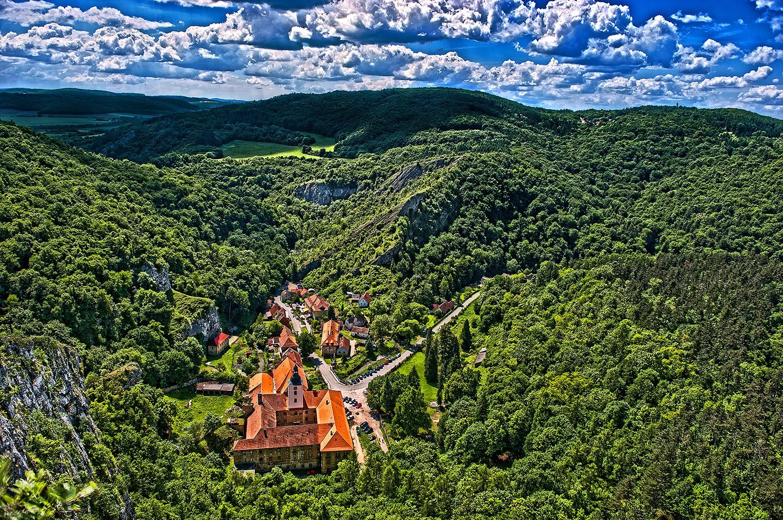 Svaty Jan Pod Skalou, Czech Republic