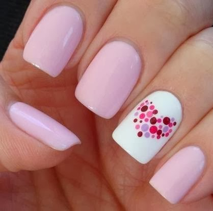 Wedding nail art designs top best design ideas white wedding nail art design apply transparent nail paint on your nails fill the tip of your nails with white nail pen on the nails make leafy structure prinsesfo Images