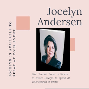 Invite Jocelyn to speak at your event!