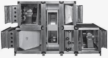 Вентиляционная установка SWR