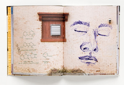 Creative Street Art Notebook Seen On www.coolpicturegallery.us