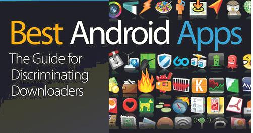 Aplikasi Android yang Berguna dan Keren