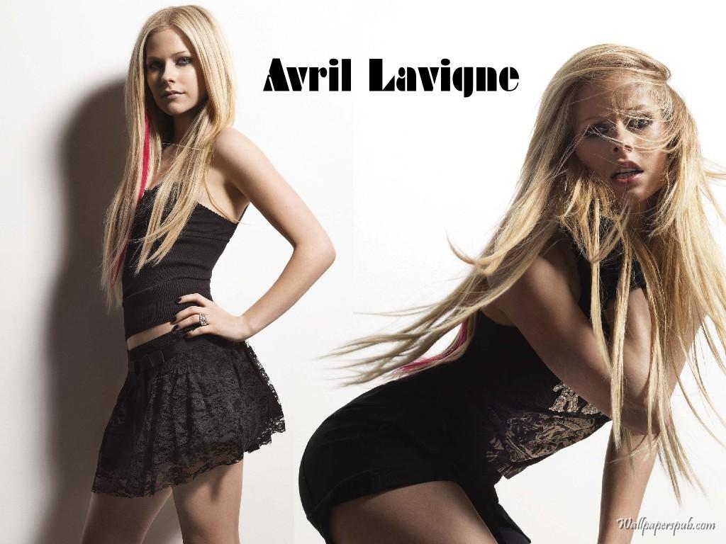 Avril lavigne porn movies