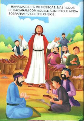Jesus e a multiplicação