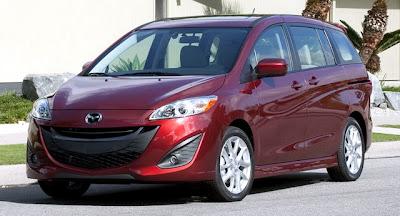 2012 Mazda5 Owners Manual