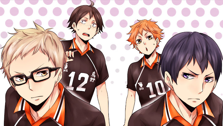 Haikyuu!! Anime 10