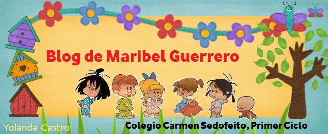Blog de Maribel Guerrero