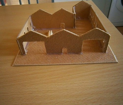 Making Stalingrad Ruined Factory One Pictures 4