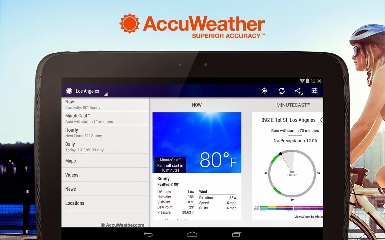 AccuWeather Platinum v3.3.0.7.paid