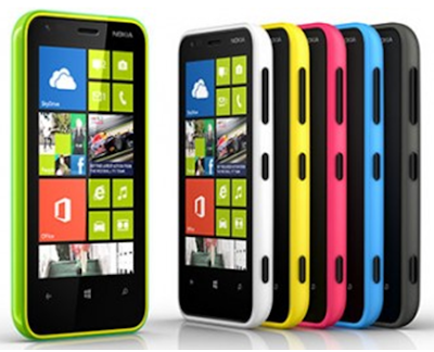 Nokia Lumia 620, Harga Nokia Lumia 620, Spesifikasi Nokia Lumia 620