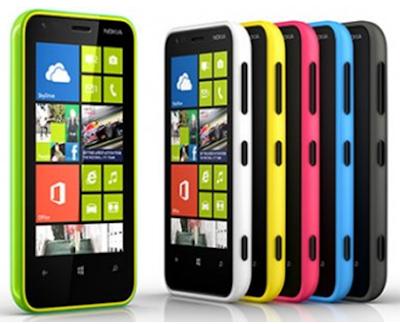 Nokia Lumia 620, Harga Nokia Lumia 620, Spesifikasi Nokia Lumia 620