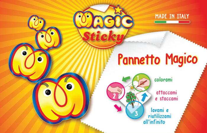 Pannetto Magico