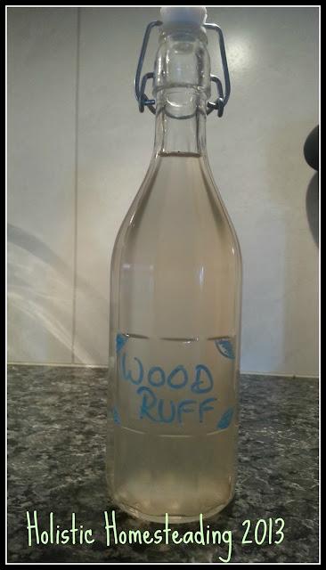 woodruff sirup