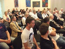 Aspecte de la Simpozionul  9 Mai - Ziua Independenţei României, Piatra Neamţ, 9.05.2013...