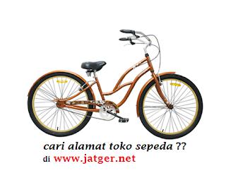 alamat toko sepeda murah