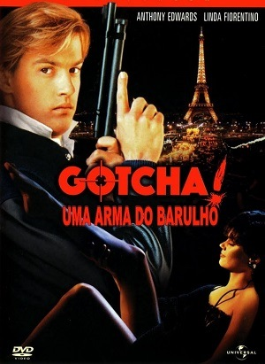 Gotcha! - Uma Arma do Barulho Torrent Download BluRay