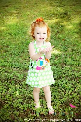 Child Photographers in Winston Salem - Fantasy Photography