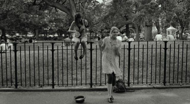 "Imágenes de la película ""Frances Ha""."