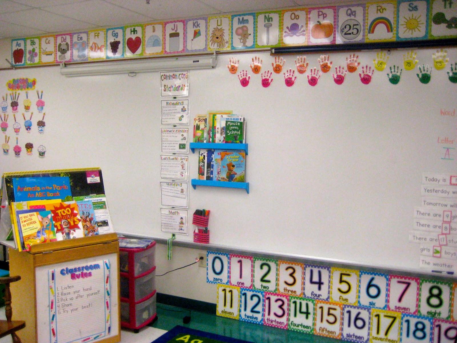 kindergarten smiles august 2012