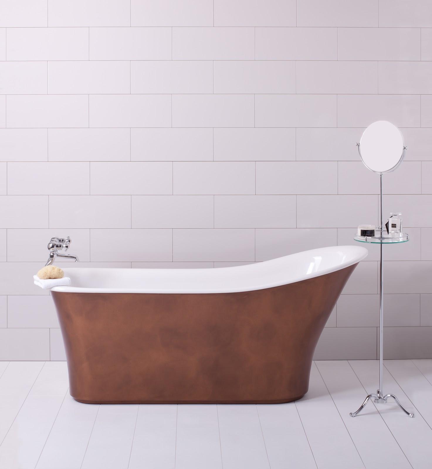 The Albion Bath Company Ltd Montefresco Free Standing