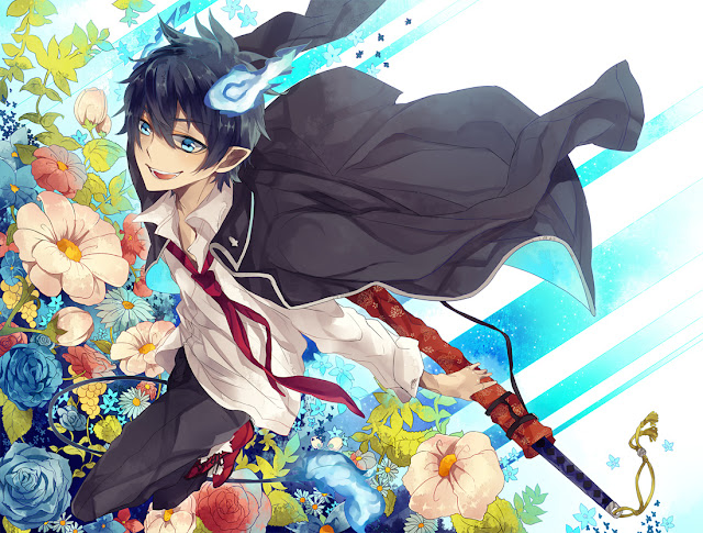 Ao no Exorcist Wallpaper 0008