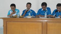 presidium sidang