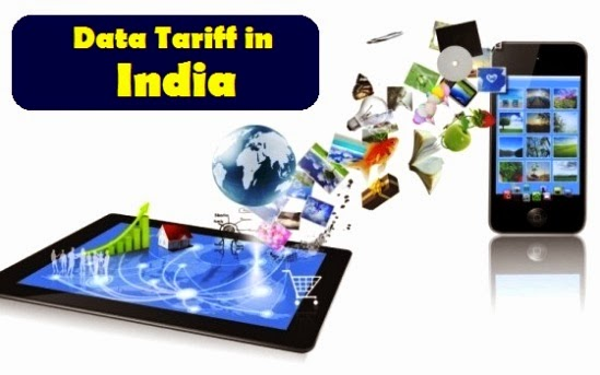 data-tariff-in-India