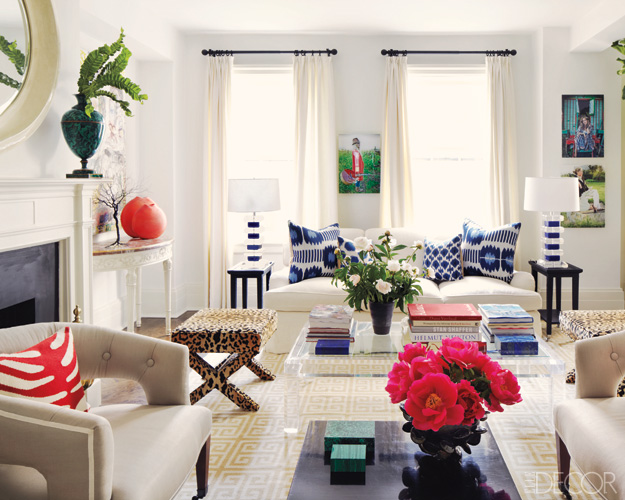 Mix and Chic: Home tour- A chic Manhattan, New York apartment!