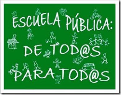 Escuela para tod@s