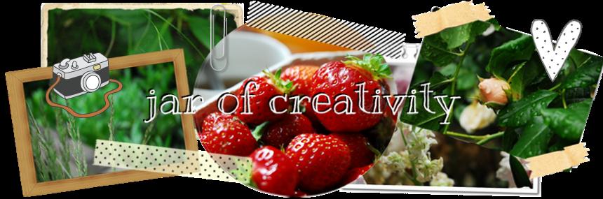 jar of creativity