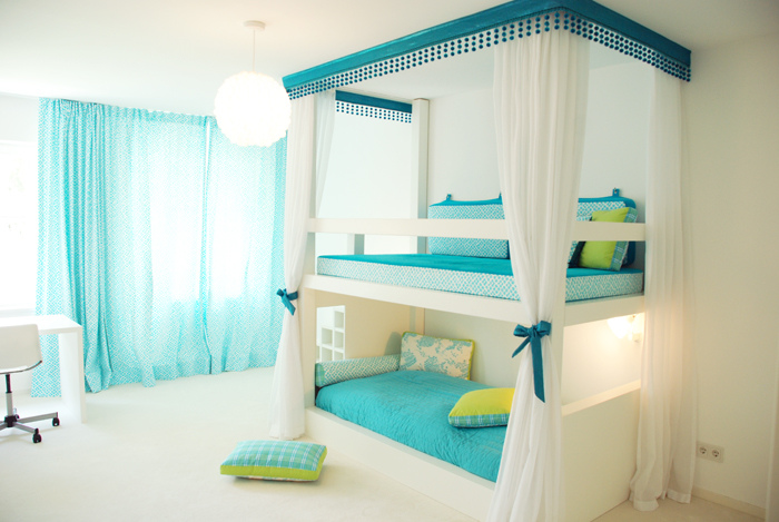 Pretty Beds Glamorous With Teenage Girl Bedroom Ideas Bunk Beds Pictures