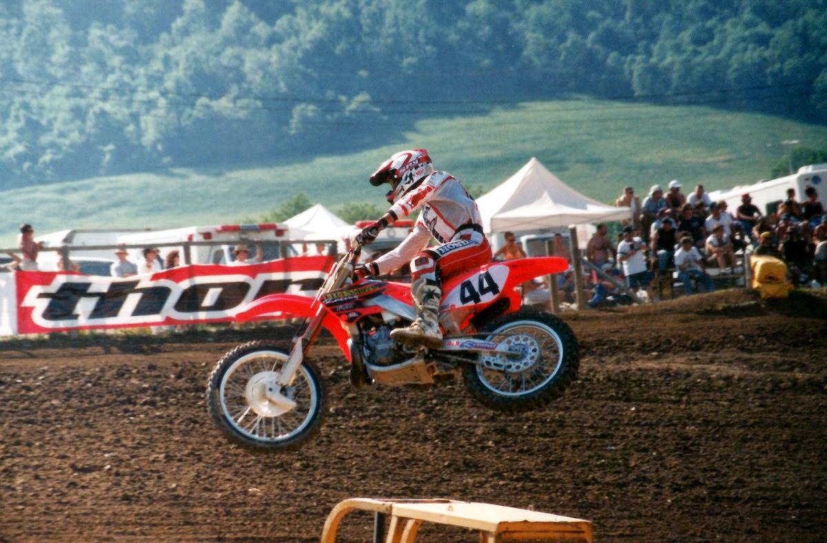 Sebastian Tortelli - High Point 1999