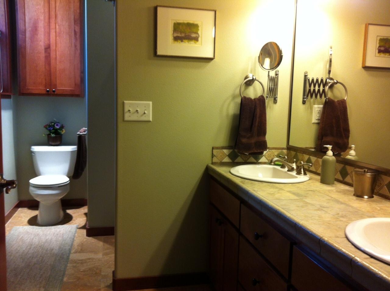 Bathroom Floor To Ceiling Storage : Dream home in ashland oregon