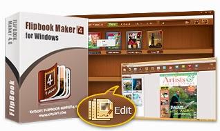 Kvisoft FlipBook Maker Pro 4.3.3.0