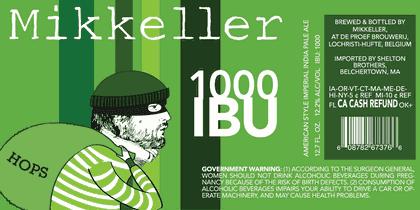 Las 10 cervezas mas amargas del mundo
