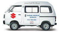 Mobile Van Emergency Service
