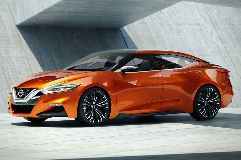 2016 Nissan Maxima Overview Auto Enthusiasts