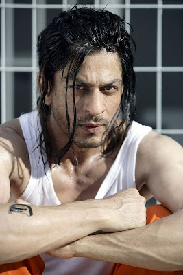 Shahrukh Khan hot photo